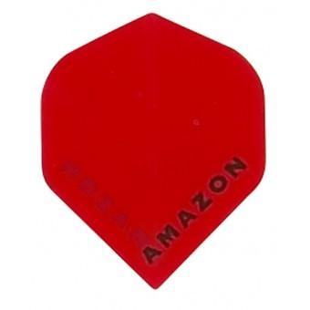 """6 Dart Flights AMAZON Slim /""""PANDA/"""""""