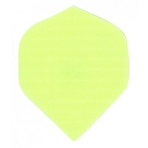 Nylon Longlife Staff Flights - Standard - Fluro yellow