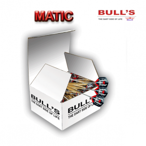 100 pcs. Bull's Matic aluminum soft darts