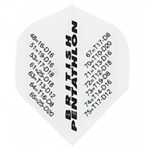British - Pentathlon Checkout Fullsize Flights