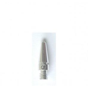 Alloy Mini Silber Schaft 15mm