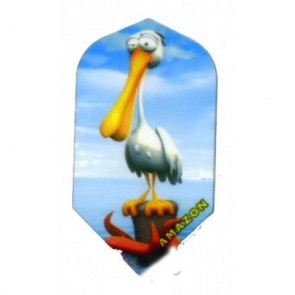 CARTOON PELICAN SLIM