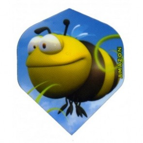 RUTHLESS CARTOON BEE DARTS FLIGHT