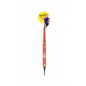 Unicorn Barney Orange Brass - Raymond van Barneveld - Softdart  - 18 Grams