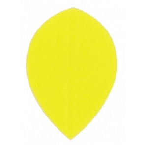 """YELLOW"" PEAR POLY"