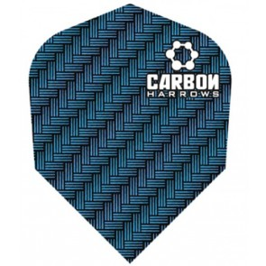 Harrows Carbon Flights Blue