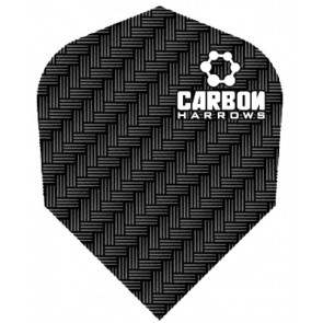 Harrows Carbon Flights Black