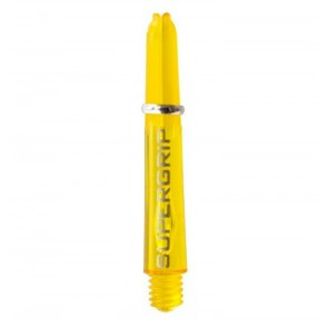 Harrows Supergrip Short Yellow Dart Shaft