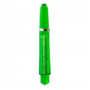 Harrows Supergrip Short Green Dart Shaft
