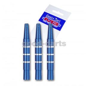 M3 Alu Short (3,5 cm) Blue Shafts