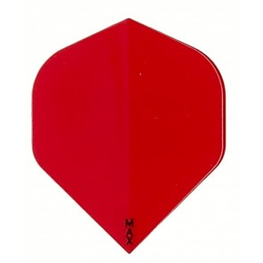 McCoy Power Max Solid Red Fullsize Flight