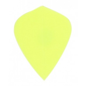 """YELLOW"" KITE FLURO POLY"