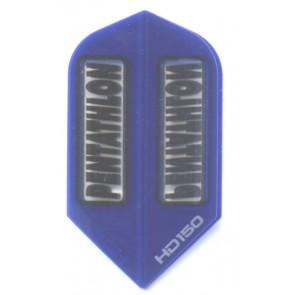 Pentathlon BLUE SuperTough HD 150 Dart Flights, Slim