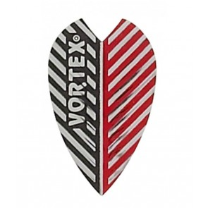 Harrows Vortex Flights Black/Red