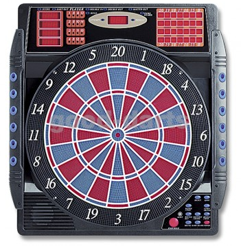 Electronic Dartboard Space