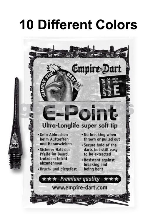 Long E-Point Tips