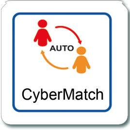 Cybermatch for Electronic Dartboards